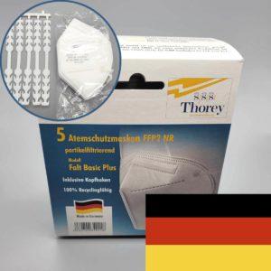 FFP2 Masken aus Deutschland